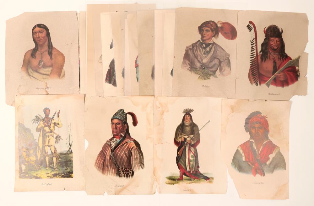Reprints of Native Americans   (102727)