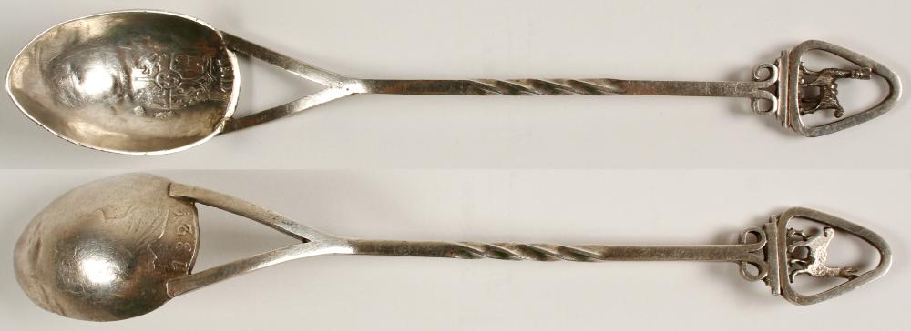 Spanish Silver Spoon   (78343)