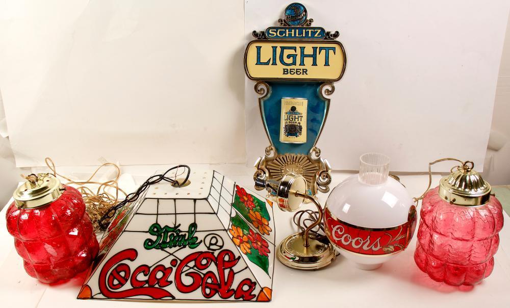 Lot 1097: Lamps (Lot of Three) (85830)