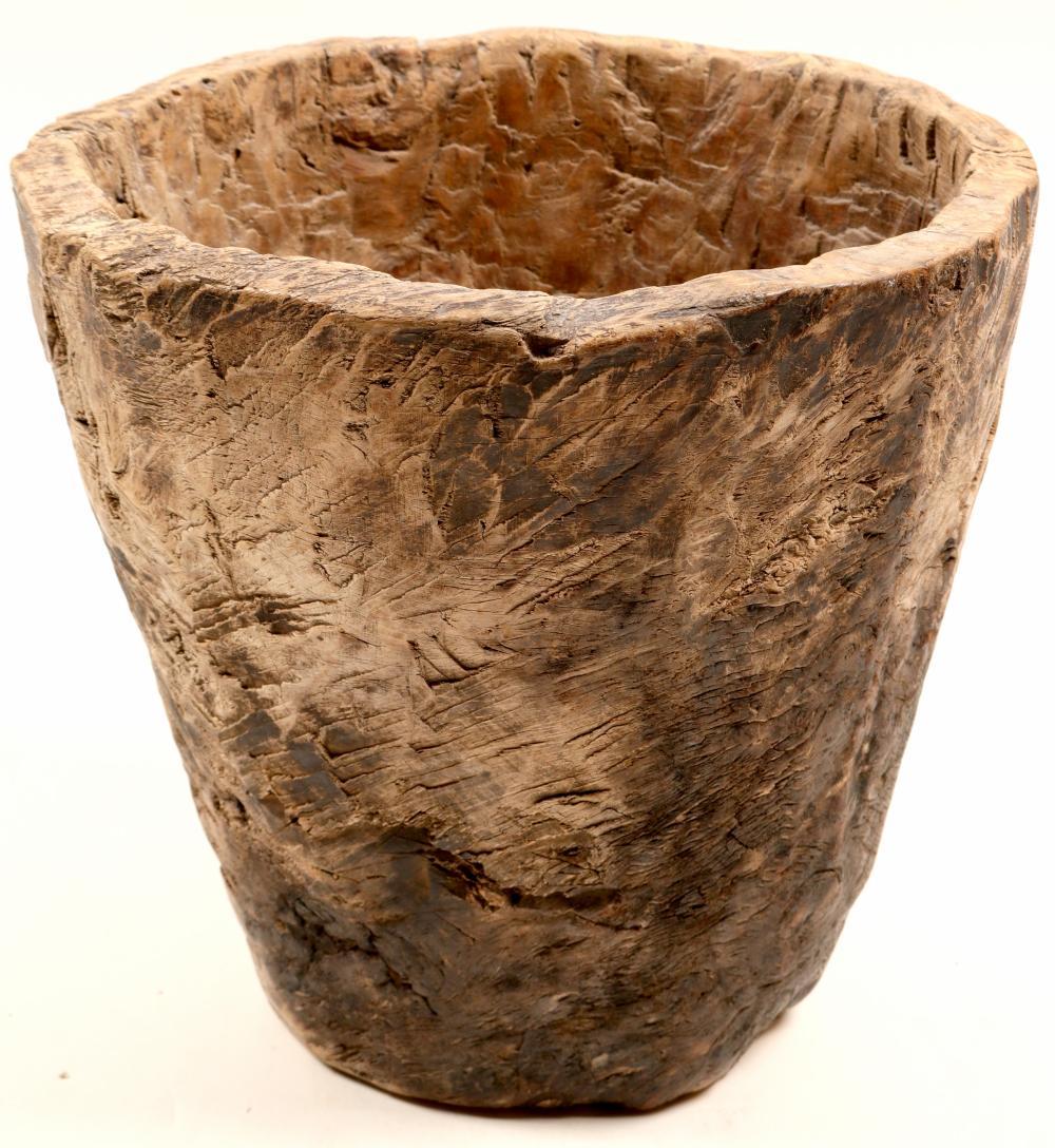 Wooden Bowl (Large)   (105725)