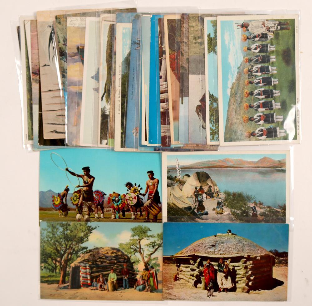 Arizona Indians Postcards   (104626)