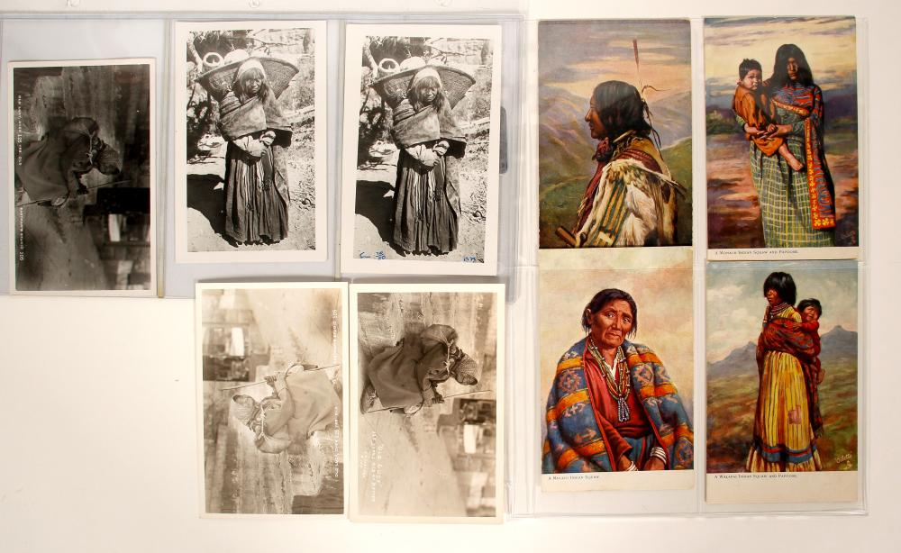 Havasupai Post Cards   (100524)