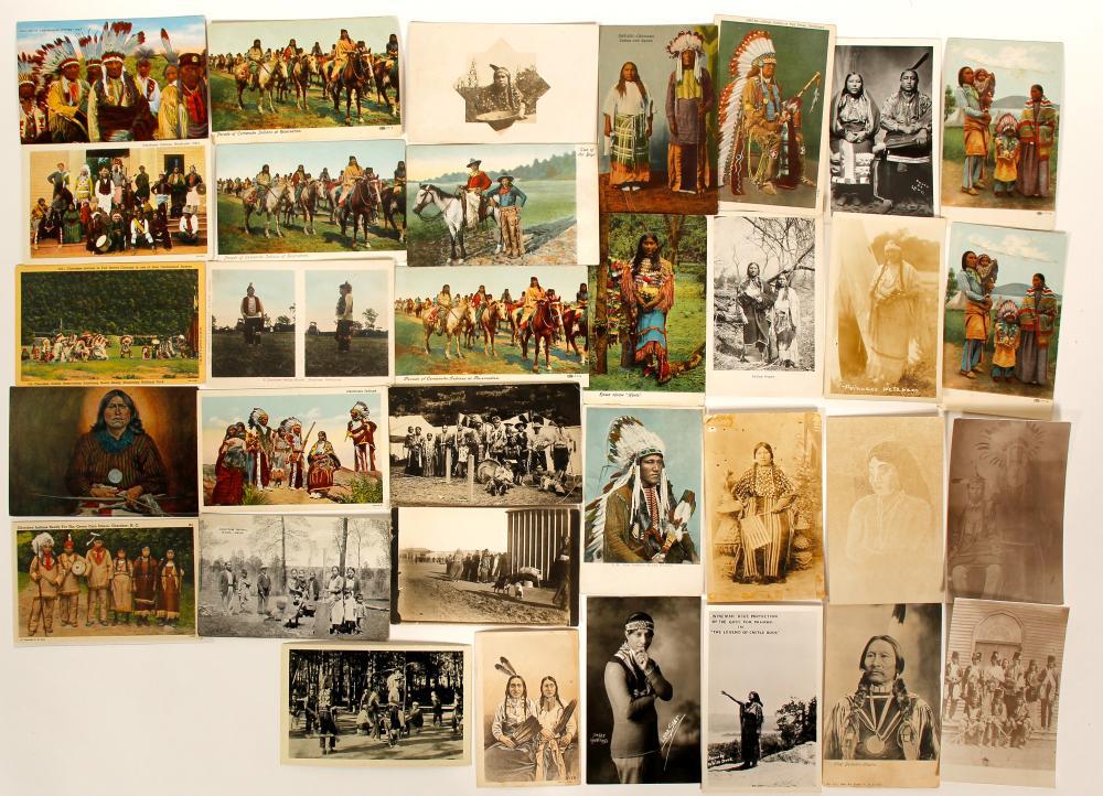 Oklahoma Cherokee and Choctaw Tribe RPC   (91432)