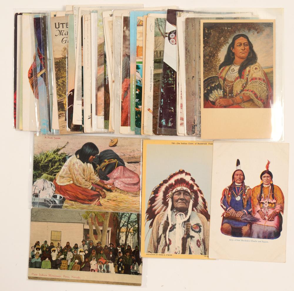 American Indians - Great Basin Collection   (100473)
