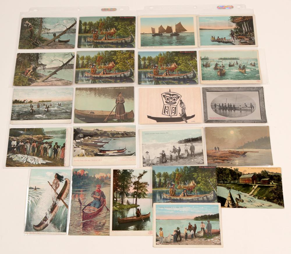 Canoes   (104943)
