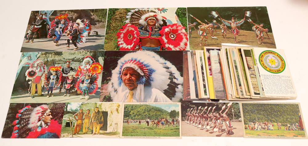 Cherokee Indian Collection   (104174)