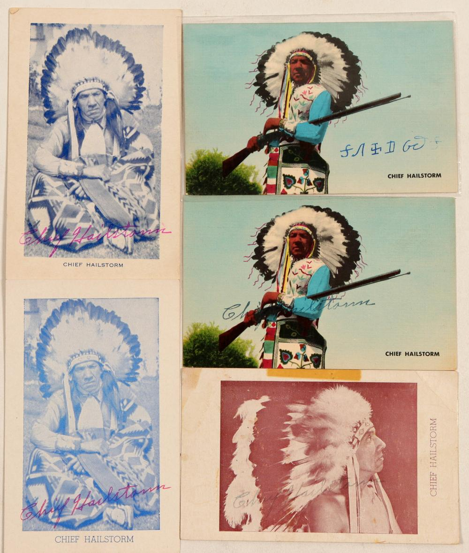 Chief Hailstorm   (100436)
