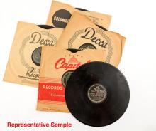 Jazz 78's Record Collection