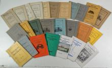 State Historical Society of Idaho Bulletins