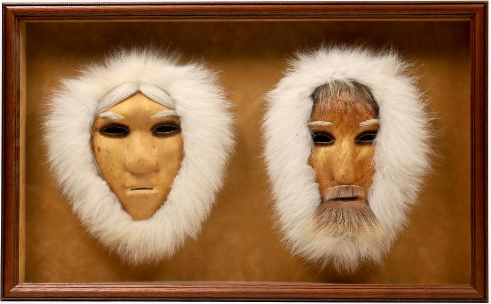 Anaktuvuk Pass Masks [140176]