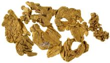 Premium Crystalline Arizona Placer Gold Nuggets