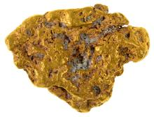 Another Rich Hill Gold Nugget (Arizona)