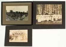 Three Mining Photos