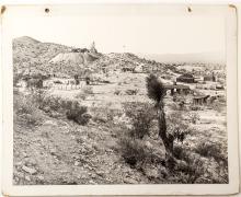 Photo of Mojave Desert Mine
