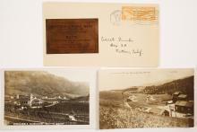 Montana Mining RPC's and 1 Cover With Copper Foil