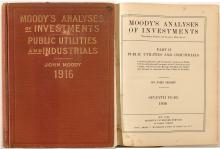 Moody's Analyses of Investments