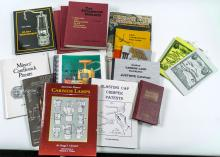 Small Important Library of Mining Collectible Reference Books