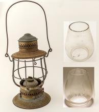 Virginia & Truckee Railroad Lantern