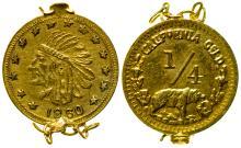 1860 Indian 25c