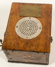 Early Underground Mine Telephone