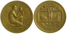 Berwind White Coal Mining Co. Commemorative Medal