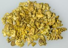 Large collection of Nome, Alaska Gold