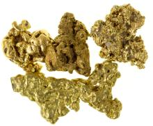 Deer Creek Placer Gold