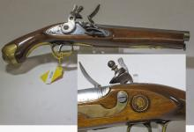 Flintlock Boarding pistol Replica