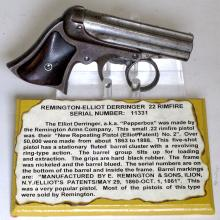 Remington ÐElliot ÒPepperbox Derringer