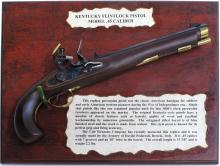 Kentucky Flintlock .45 Caliber Pistol