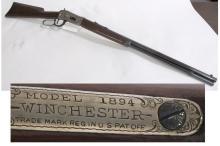 Stunning Model 1894 Winchester Rifle
