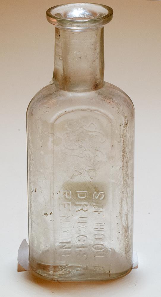 Septimus Hoole Drug Bottle