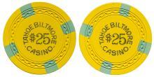 Tahoe Biltmore Casino Gaming Token ($25)