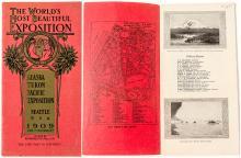 Alaska-Yukon-Pacific Exposition Booklet (AYPE)