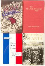 Georgia Civil War Books (4)