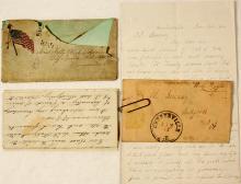 Two Civil War Letters