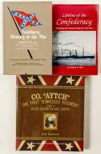 Confederate Books (3)