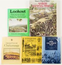 Civil War Battle Books (5)