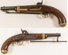 U.S. Army Percussion Pistol Model 1842