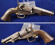 Colt 1849 Pocket pistol parts gun