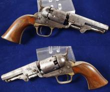Colt 1849 Pocket pistol 1860's