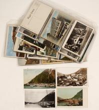 Juneau Alaska Postcard Collection