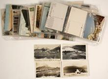 Large Sitka Alaska Postcard Collection