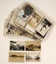 Large Wrangell Alaska Postcard Collection
