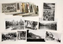 Lake Tahoe Postcard Collection Plus Early Tahoe Reprints