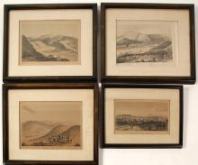 Western Gold Rush Prints