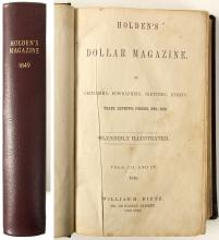 Holden's Dollar Magazine Book (California Gold Rush Articles)