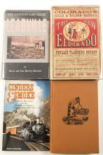 Colorado History Books (4)