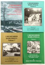 Dahlonega, GA History Books (4)