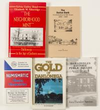 Dahlonega, Georgia History Books (5)